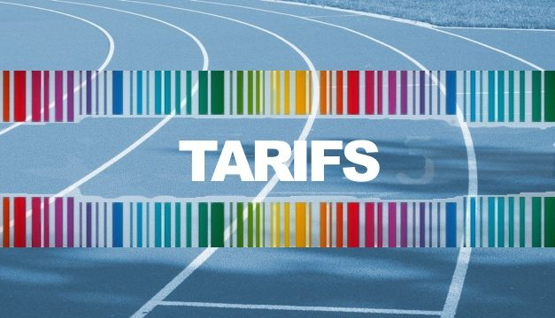 Tarifs / Catégories