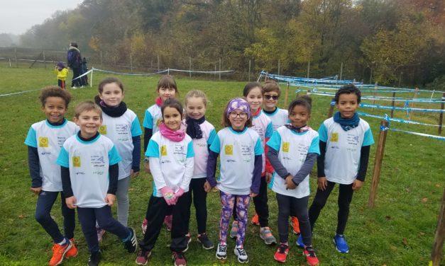 Groupe de Nicolas – école d'athlétisme
