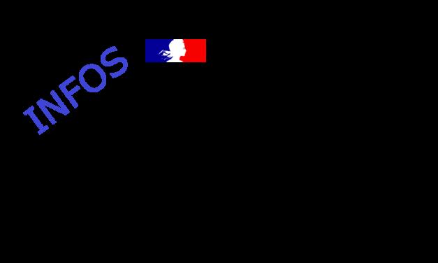 Infos Jeunesse et sport Mai 2021